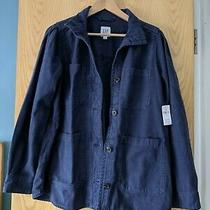 New With Tags Gap Cotton Womens Jacket - Size M Photo