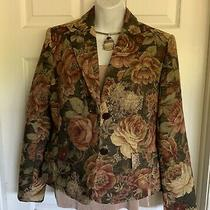 New With Tags Grace Elements Blazer Size 10 Photo