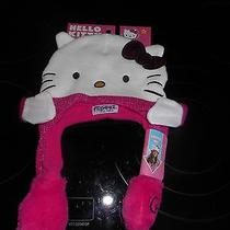 New With Tags Hello Kitty Flipeez by Abg Girls Hat as Seen on Tv Photo