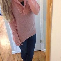New With Tags J. Crew Pink Blush Mohair Sweater Size Small Photo