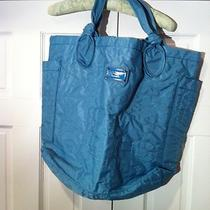 New With Tags Marc Jacobs Aqua/foam Beach Tote Photo
