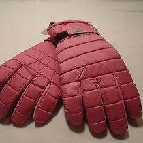 New With Tags Pink Insulated Carhartt Ladies Gloves Photo