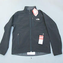 New With Tags the North Face Apex Bionic Softshell Jacket Medium Black Photo