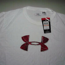 New With Tags  Under Armour Heat Gear 3xl Short Sleeve T Shirt Mens B139 Photo
