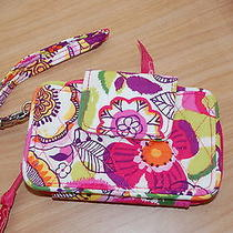 New With Tags Vera Bradley Clementine  Smartphone Wristlet 2.0 Photo