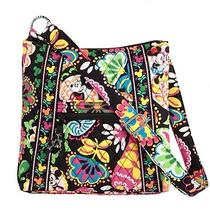 New With Tags Vera Bradley Disney Midnight With Mickey  Hipster Large  Photo