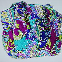 New With Tags Vera Bradley Heather   Travel Tote Bag Purse Luggage Photo