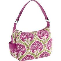 New With Tags Vera Bradley  Julep Tulip  City Shoulder Bag Purse Tote Photo