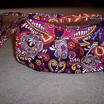 New With Tags Vera Bradley Safari Sunset Frannie Retired  Hard to Find Photo