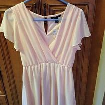 New With Tags Women's Forever 21 Spring/summer Blush Dress Size Medium Photo