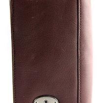 New With Tags Women's Fossil Lilac Watch Wallet Photo