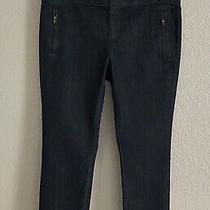New Without a Tag Ann Taylor Loft Modern Crop Jeans Size8 Photo