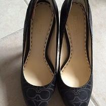 New Without Box Coach High Heels Sz 7 Photo