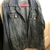 New Without Tags Gap Classic Blue Denim Jacket in Size Small Photo