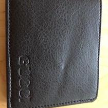 New Without Tags Gucci Wallet Mens Genuine Leather Black Photo