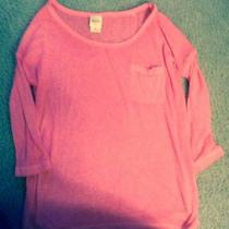New Without Tags Neon Pink Top Junior Size Xs Photo