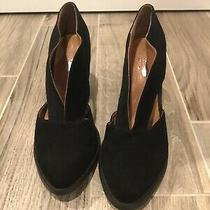 New Womans Jeffrey Campbell for Free People Suede Booties Size 9.5 Photo