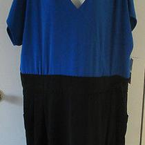 New Women Dkny Casual Work Dress Size 2x Nwt Photo