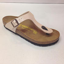 New Women's Birkenstock Gizeh Sandal- Antique Lace Photo