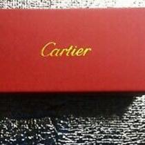 New Women's Cartier Sunglasses. Comes With Case Box Cloth Bag Photo