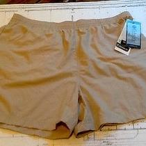 New Women's Columbia Kramer Falls Shorts Size Large Fossil 5