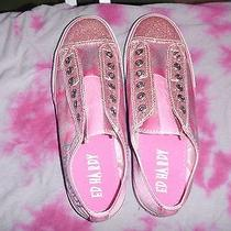 New Women's Ed Hardy Tennis Shoe Size 8 Pink Photo