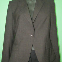 New Women's Express Lined Blazer Jacket Coat  Size 8 Photo