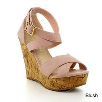 New Women's Fashion Wedges Sandal Platform Shoes 6 Color Many Size Photo