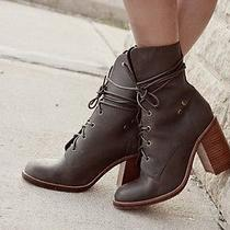 New Women's Jeffery Campbell Leather Winter Juneau Boot 4