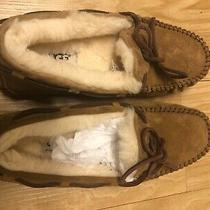 New Women Ugg Dakota Chestnut Moccasins Slippers Size 6 Style 5612 Photo