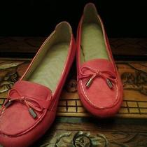 New Womens Avon Shoes Size 8- Coral Photo