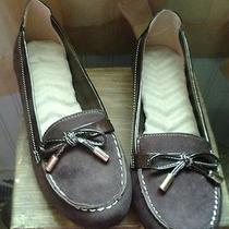 New Womens Flat  Avon Shoes Size 8- Brown Photo