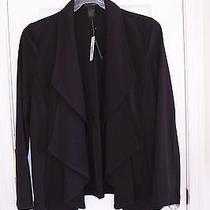 New Womens Grace Elements L Black Dress Jacket From Macys Msrp80. Photo