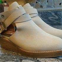 New Womens Jeffrey Campbell Ankle Boots Size 7.5 Photo