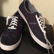 New Womens Keds Size 11 M Anchor Navy Blue Athletic Tennis Casual Shoes Wf58141 Photo