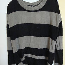 New Womens Kensie Striped Knit Top Size Small Photo