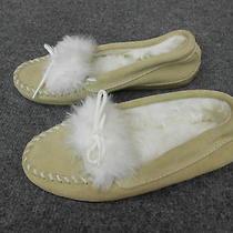 New Womens Minnetonka  Slippers/shoes   Sz 6 Photo
