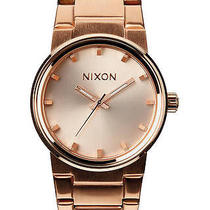New Womens Nixon the Cannon Watch Ladies Watch Photo