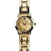 New Womens Nixon the Mini B Ss Watch Ladies Watch Photo