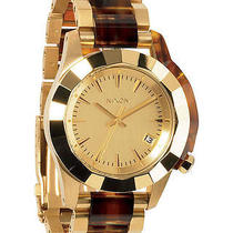 New Womens Nixon the Monarch Watch Ladies Watch Photo