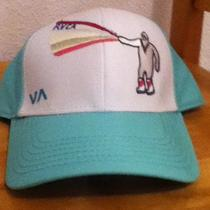 New Womens Rvca Baseball Hat Cap Artist Program Network Megan Hat Adjustable Photo