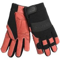 New Womens Size M Carhartt Waterproof Insulated Winter Work Utility Gloves Pink Photo