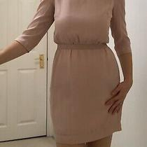 New Wtags Camilla and Marc Blind Call Style Dress in Silk Blush Size Uk8-10 Photo