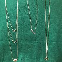 New York and Company/express Necklaces Set of 3 Photo