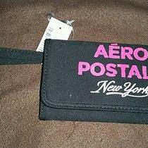 New York Black Aeropostale Wallet New With Tag Photo