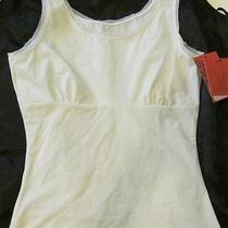 New Yummie Tummie White Alexus Shaping Tank Sz Xs Photo