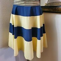 New Z Spoke Zac Posen New York Skirt Size 12 Photo