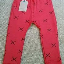 New Zara Baby Boy Trousers Harem Leggings Size 2/3  Photo
