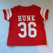 Newborn Novelty Red T-Shirt