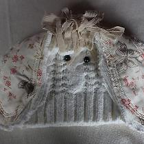 Newborn Prop Sweet Lamb Hat Photo